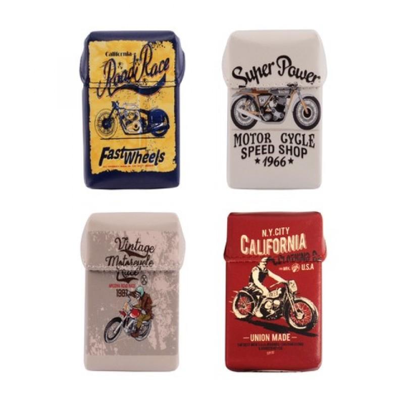 Θήκη Motorbike για πακέτα τσιγάρων