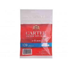 Cartel Slim 6mm με 120 φίλτρα το σακουλάκι