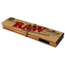 Raw king size ακατέργαστο με τζιβάνες 32 φύλλα