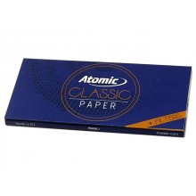 ATOMIC Classic Papers King Size με τζιβάνες  (12.5 g/m2)