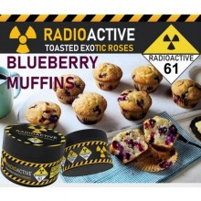 Radioactive Blueberry Muffins Αρωματικό Ναργιλέ 200gr