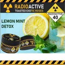 Radioactive Lemon Mint Detox Αρωματικό Ναργιλέ 200gr