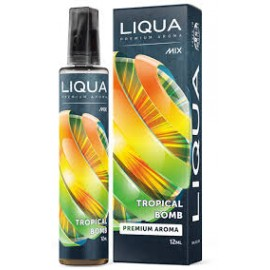 Liqua Tropical Bomb 12ml/60ml Bottle flavor