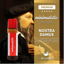 Nostradamus – Minimalistic 30ml/60ml
