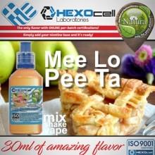 MIX-SHAKE-VAPE - NATURA 30/60ML - MEE LO PEE TA