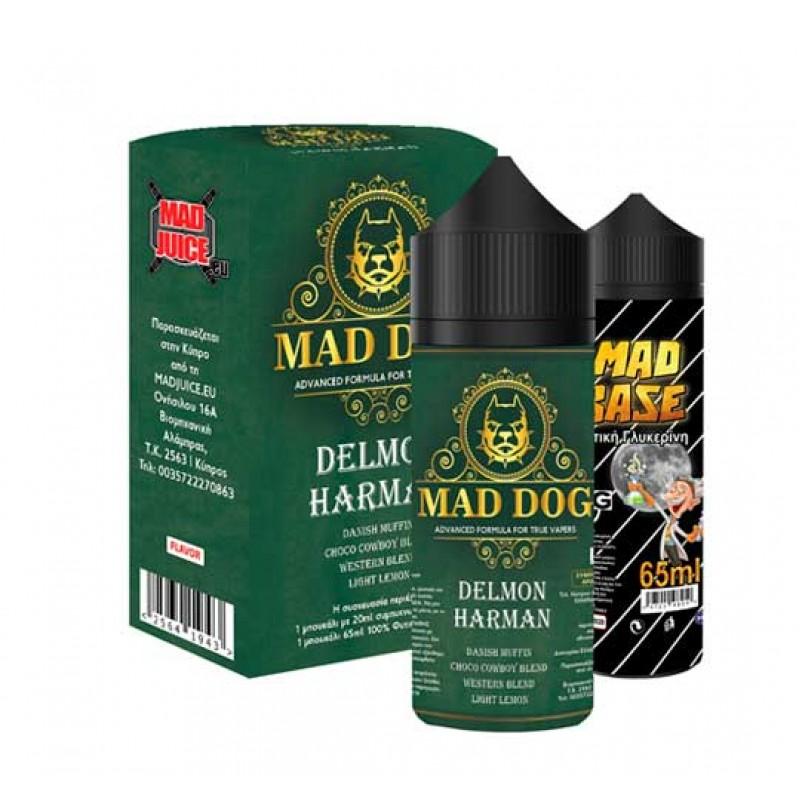 Mad Juice - Delmon Harman 20ml/100ml bottle flavor