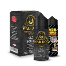 Mad Juice - Old Souls 20ml/100ml bottle flavor