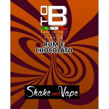 ToB Shake and Vape Rum E Chocolato