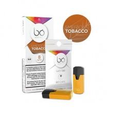2x BO Caps American Tobacco - 8mg-16mg Nicotine