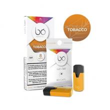 2x BO Caps Butterscotch Tobacco - 8mg-16mg Nicotine