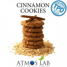 Atmos Lab Classic Cinnamon Cookies 10ml