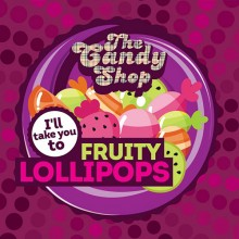 Big Mouth The Candy Shop άρωμα Fruity Lollipops 10ml