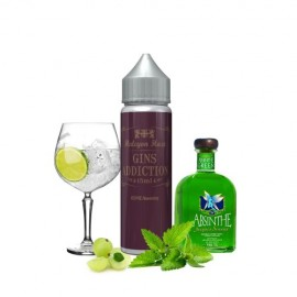 Gin's Addiction Halcyon Haze Shake & Vape