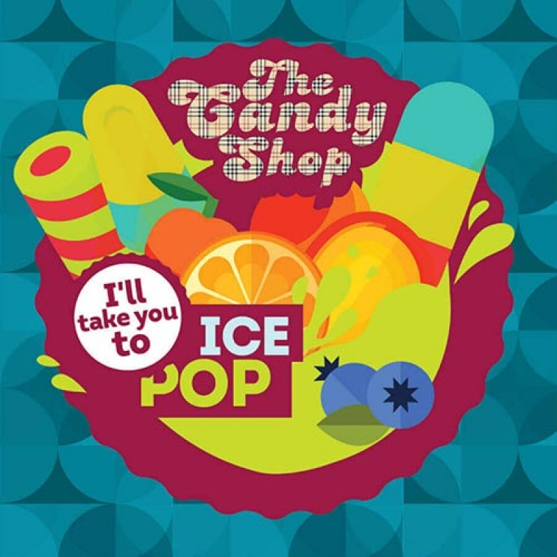 Big Mouth The Candy Shop άρωμα Ice Pop 10ml