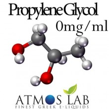 Atmos Lab βάση Propylene Glycol (PG) 0mg/ml