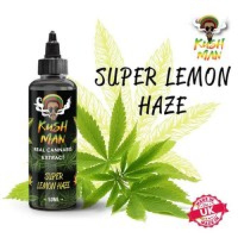 Kush Man - Super Lemon Haze
