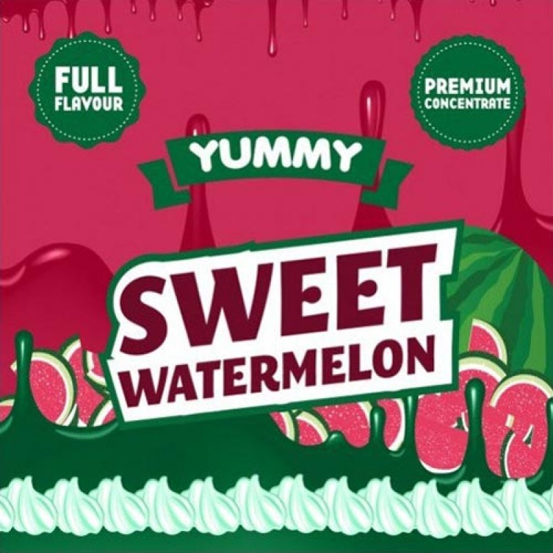 Big Mouth Yummy άρωμα Sweet Watermelon 10ml
