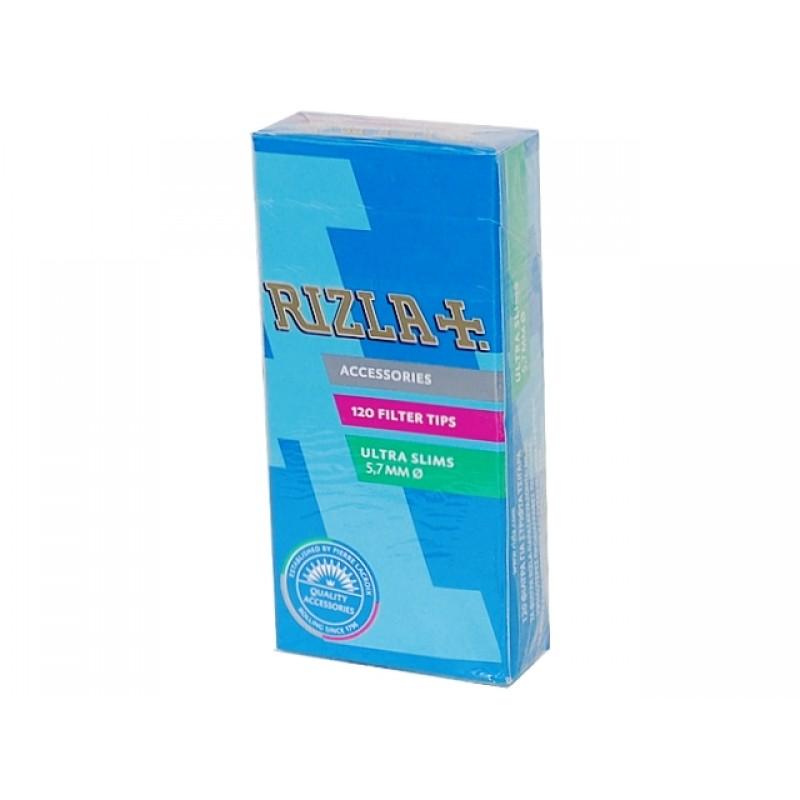 Φιλτράκια RIZLA ULTRA SLIM 5.7mm 120 τεμ