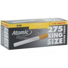 Άδεια τσιγάρα για γέμισμα ATOMIC  275 τέμ