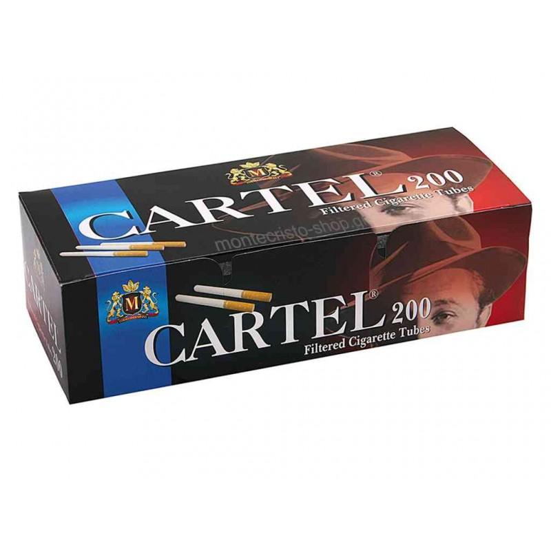 Άδεια τσιγάρα Cartel King Size με 200 τέμ