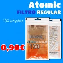 Atomic Regular Φιλτράκια Σακουλάκι
